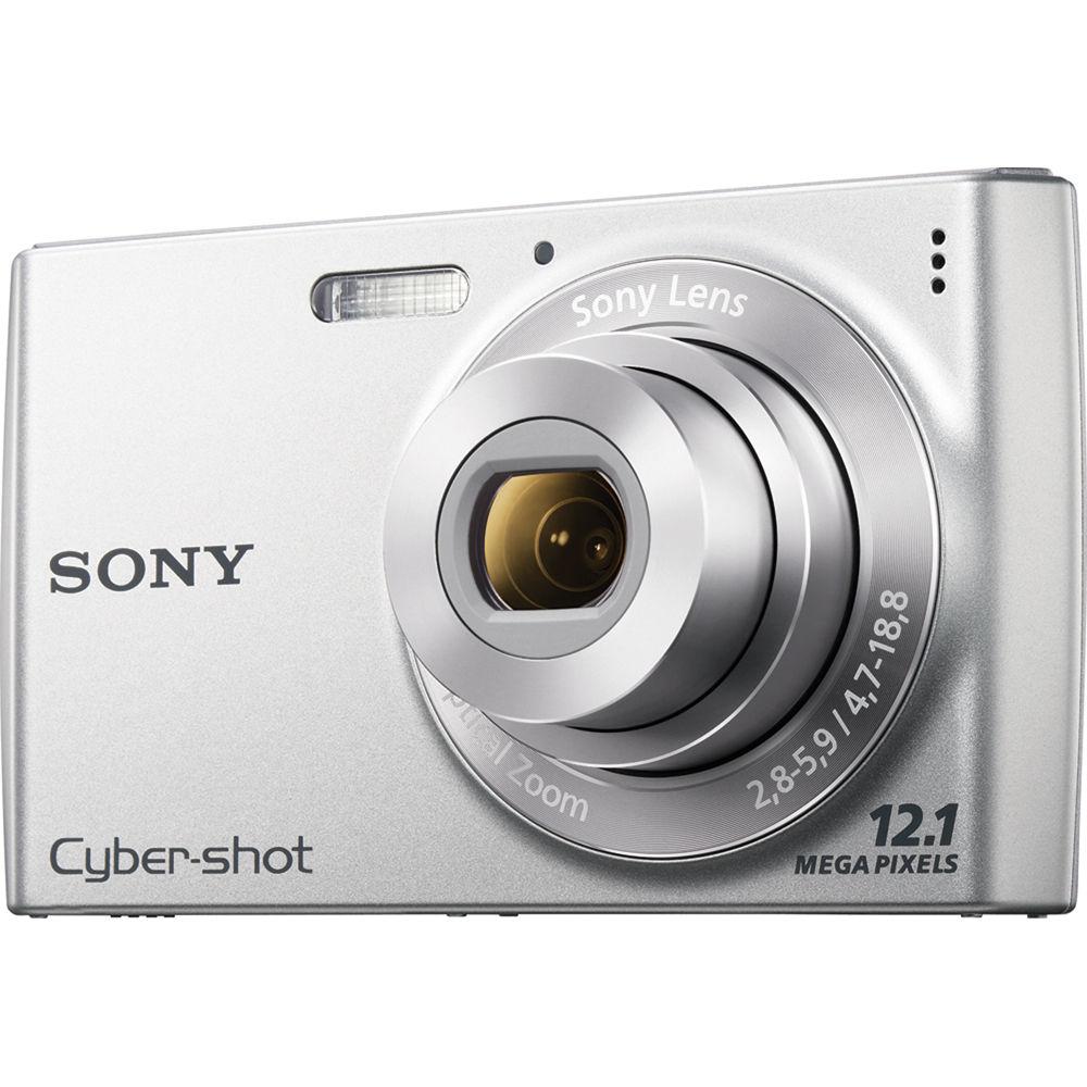 sony cyber shot dsc w510 digital camera silver dscw510 b h rh bhphotovideo com Sony Cyber-shot DSC- HX50V manual maquina fotografica sony cyber shot dsc-w510