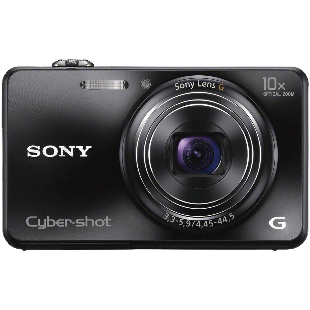sony cyber shot dsc wx150 digital camera black dscwx150 b b h rh bhphotovideo com Sony Camera DSC-W150 Manual Sony DSC- W170
