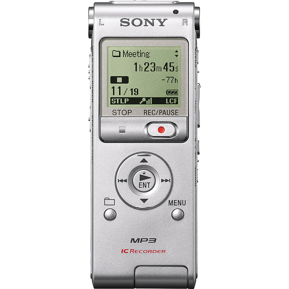sony icd ux200 digital voice recorder silver icdux200 b h rh bhphotovideo com sony mp3 ic recorder icd-ux71 user manual sony mp3 ic recorder icd-ux70 user manual