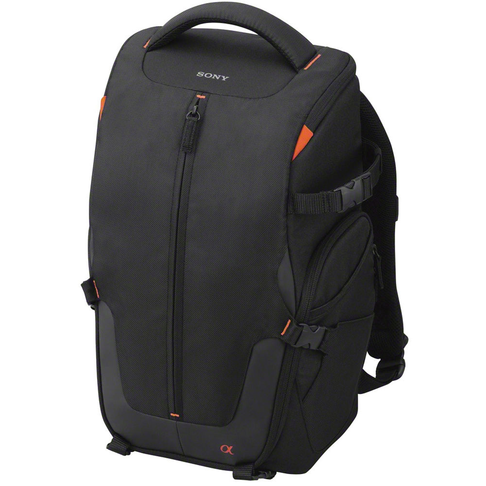 6686b0deb8a2 Sony LCS-BP2 Backpack Carrying Case (Black) LCS-BP2 B H Photo