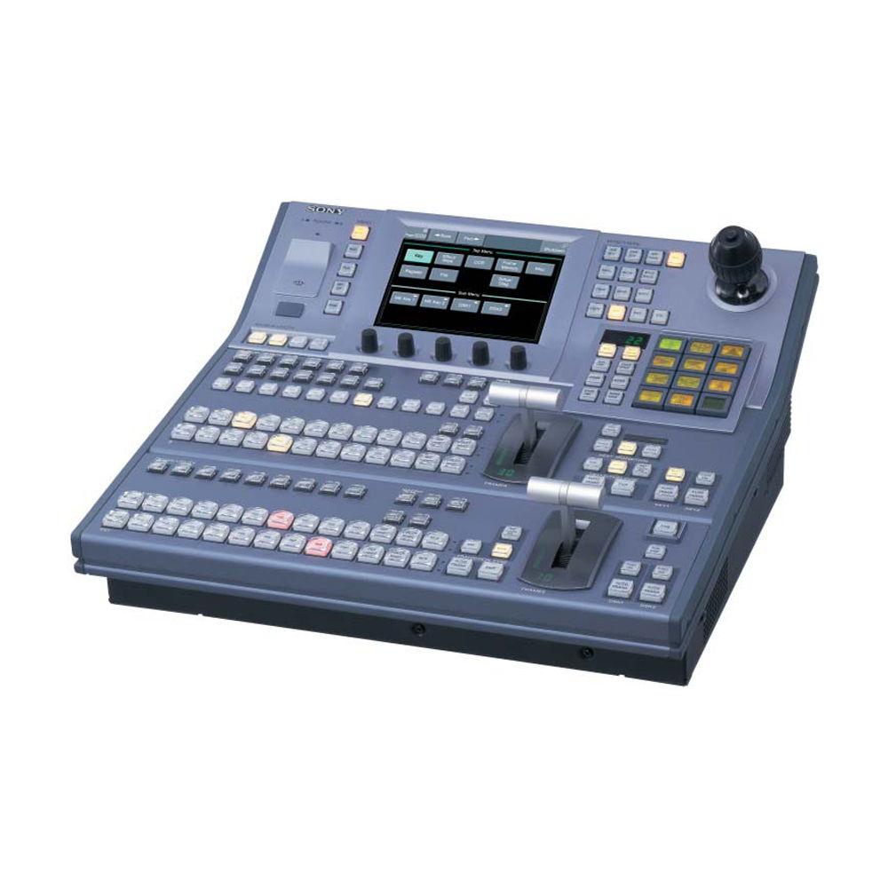 sony mks 2015 1 5 m e control panel for mfs 2000 mks2015 b h rh bhphotovideo com Operators Manual Instruction Manual