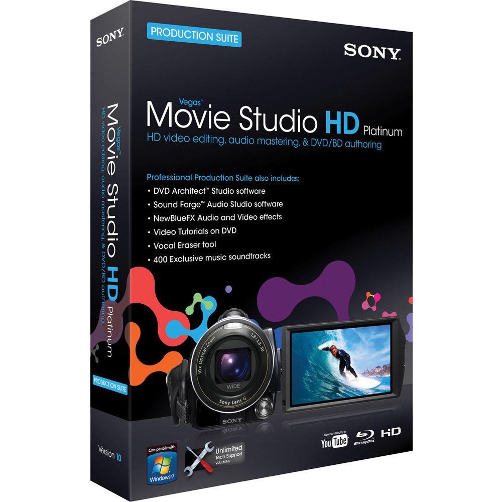 The Best Deals On Sony Movie Studio Platinum 12 Suite