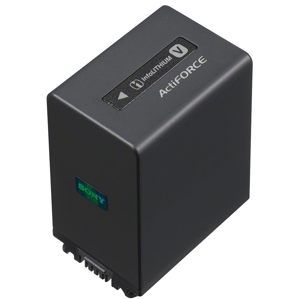 Sony Np Fv100 Rechargeable Battery Pack Np Fv100 B Amp H Photo