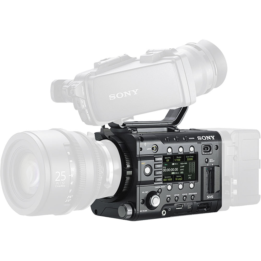 Sony PMW-F5 CineAlta 4K Camera X64 Driver Download