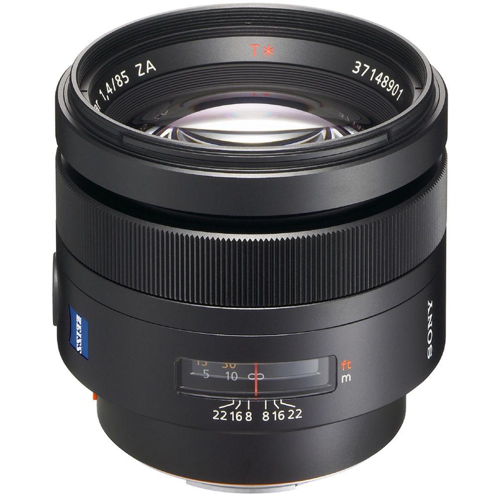Kết quả hình ảnh cho Sony Will Replace the 85mm f/1.4 Carl Zeiss Lens Soon