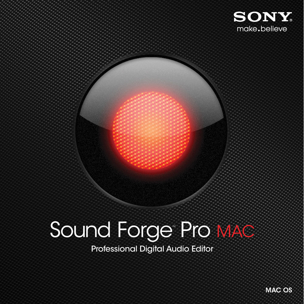sound forge pro mac 3 review