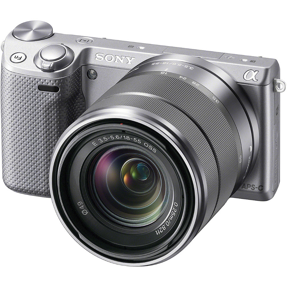 Drivers Update: Sony NEX-5R Digital Camera