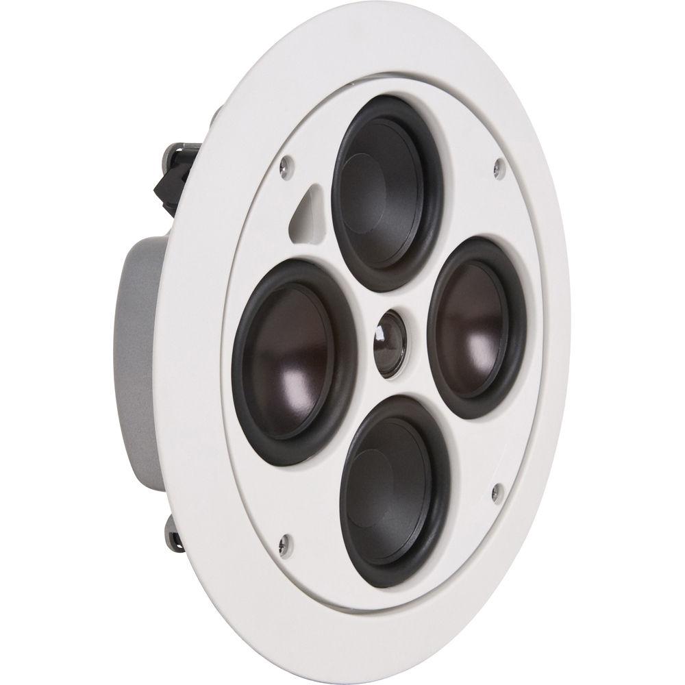 Speakercraft Accufit Ultra Slim One Round In Ceiling Asm66431