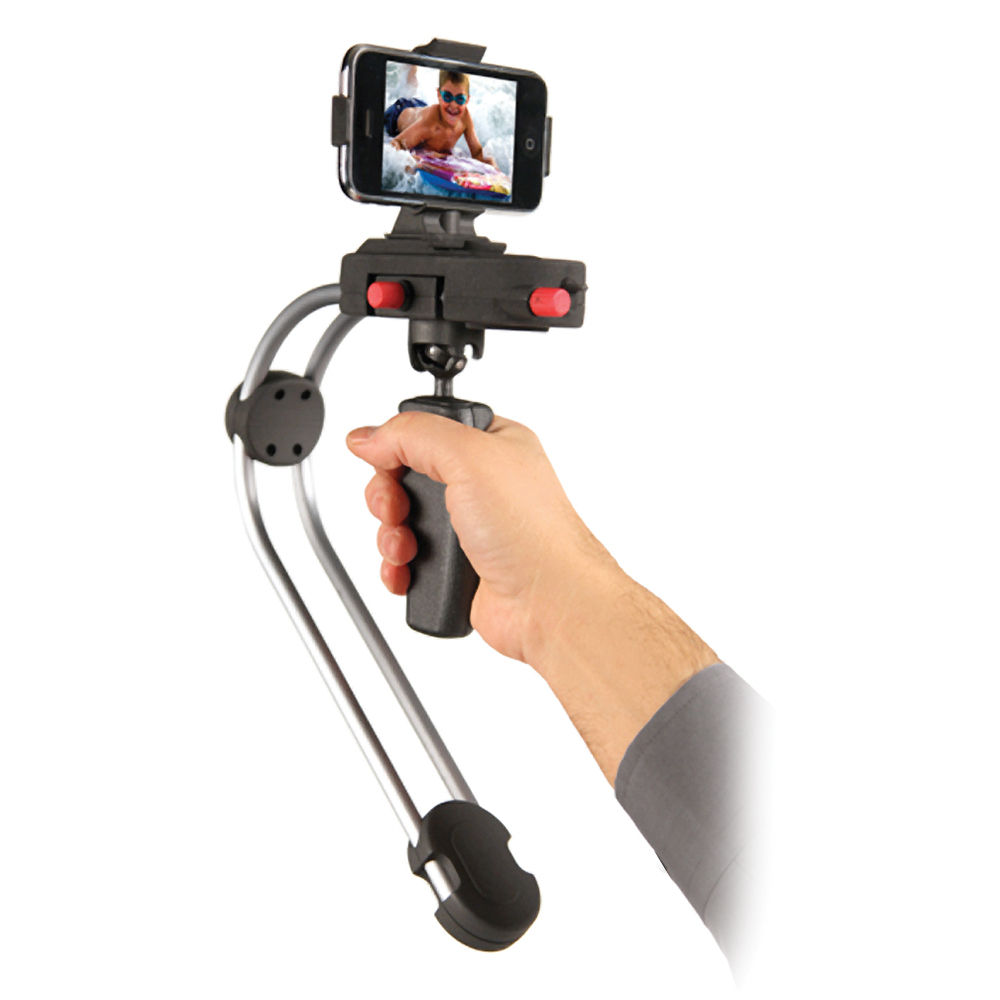 iphone camera stabilizer steadicam smoothee for iphone 4 or 4s smoothee applip4 b amp h 11694