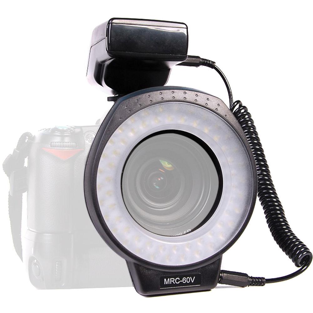 Stellar Led Diva Ll Ring Light: Stellar Lighting Systems STL-80R LED Macro STL-80R+FLASH B&H