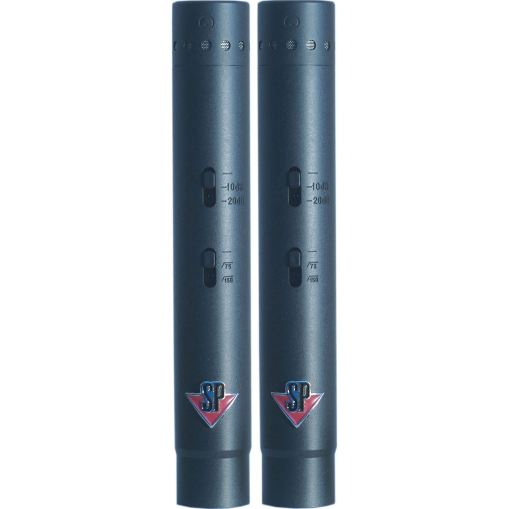 Studio Projects C4 Small Diaphragm Condenser Microphones Bh Microphone Ribbon Diagram Matched Pair