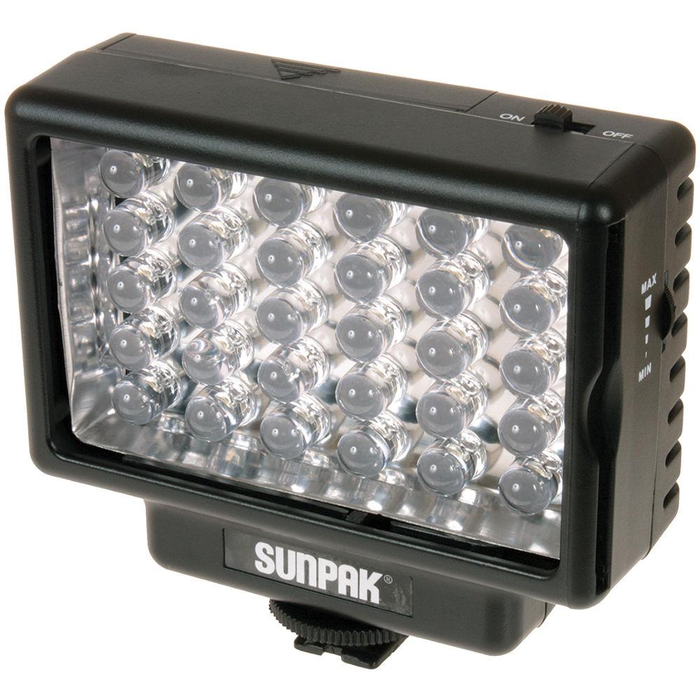 Sunpak Led 30 Video Light Vl Bh Photo Versatile Emergency Lamp