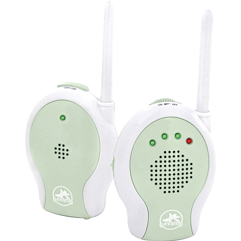 svat wireless audio baby monitor lv tw100 b h photo video. Black Bedroom Furniture Sets. Home Design Ideas