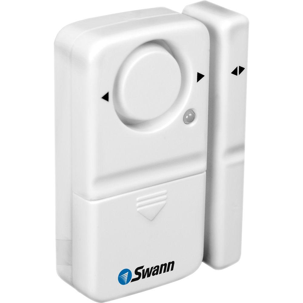 Swann magnetic window door alarm sw351 mda b h photo video for Window alarms