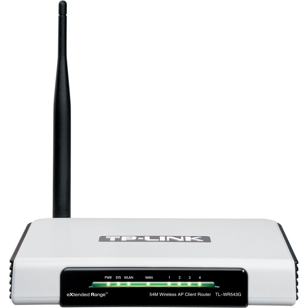 TP-LINK TL-WR543G ROUTER WINDOWS 8.1 DRIVER