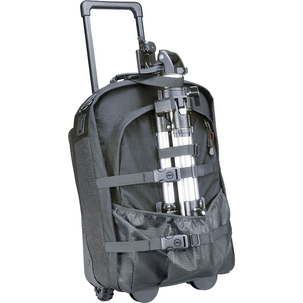 Tamrac 698 Rolling Backpack (Black) 69801 B&H Photo Video
