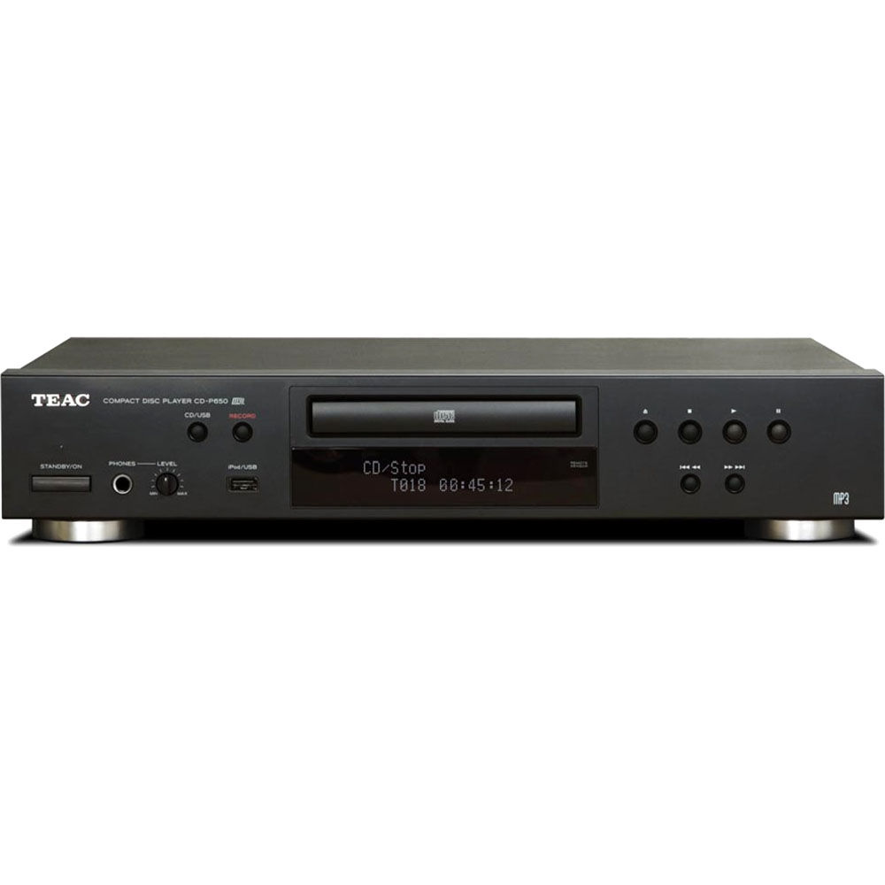 Teac Cd Player With Usb And Ipod Digital Interface Cd P650