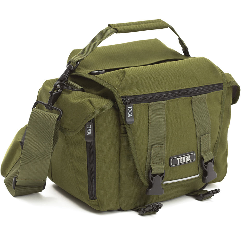 Tenba Messenger Camera Bag Small Olive Green
