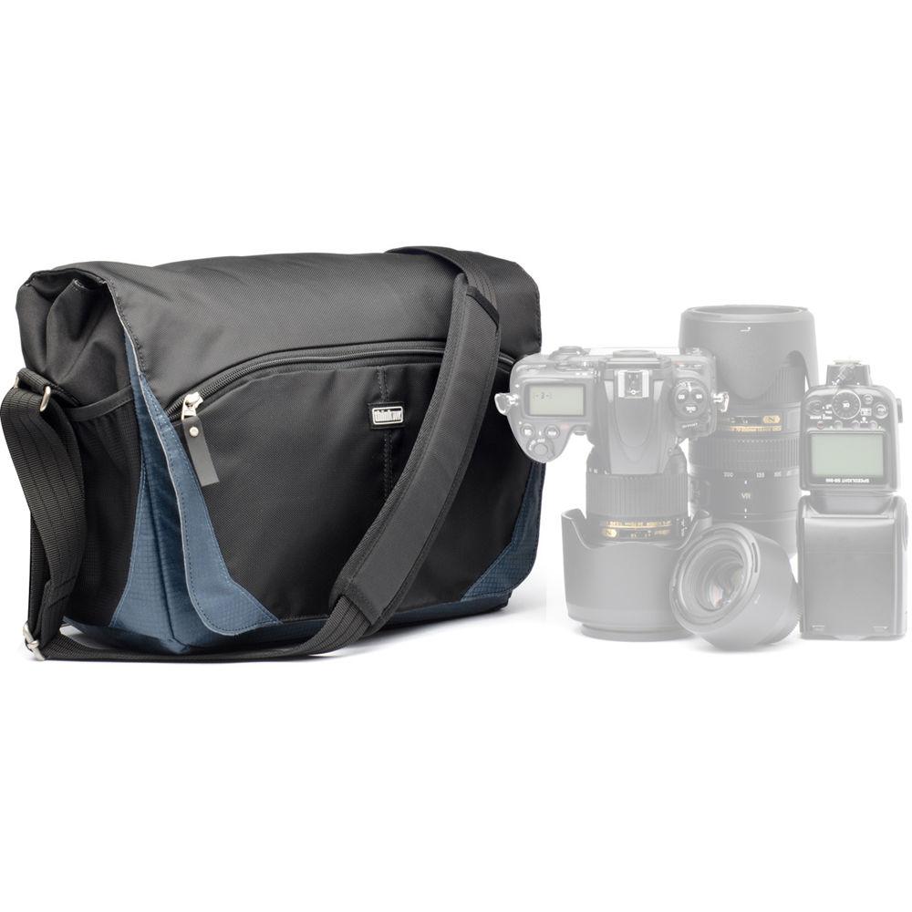 ea30fc3c51 Think Tank Photo CityWalker 20 Messenger Bag (Blue Slate) 680