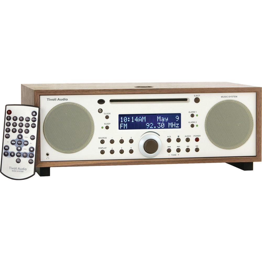 tivoli msycla tivoli audio music system walnut beige msycla. Black Bedroom Furniture Sets. Home Design Ideas