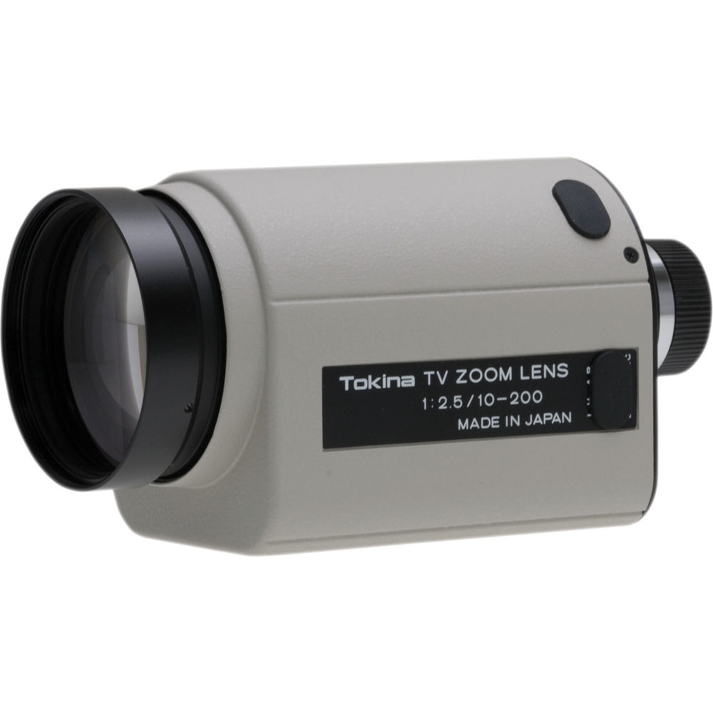 Tokina Tm20z1025n 1 2 C Mount 10 200mm F 2 5 Tm20z1025n
