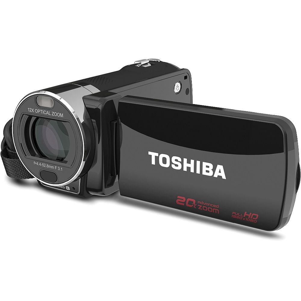 toshiba camileo x200 1080p hd camcorder pa3973u 1c0k b h photo rh bhphotovideo com Toshiba Camileo Software Toshiba Camileo X100