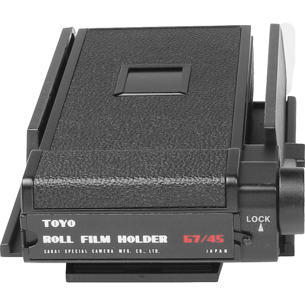 Toyo View Roll Film Holder 180 725 Bh Photo Video