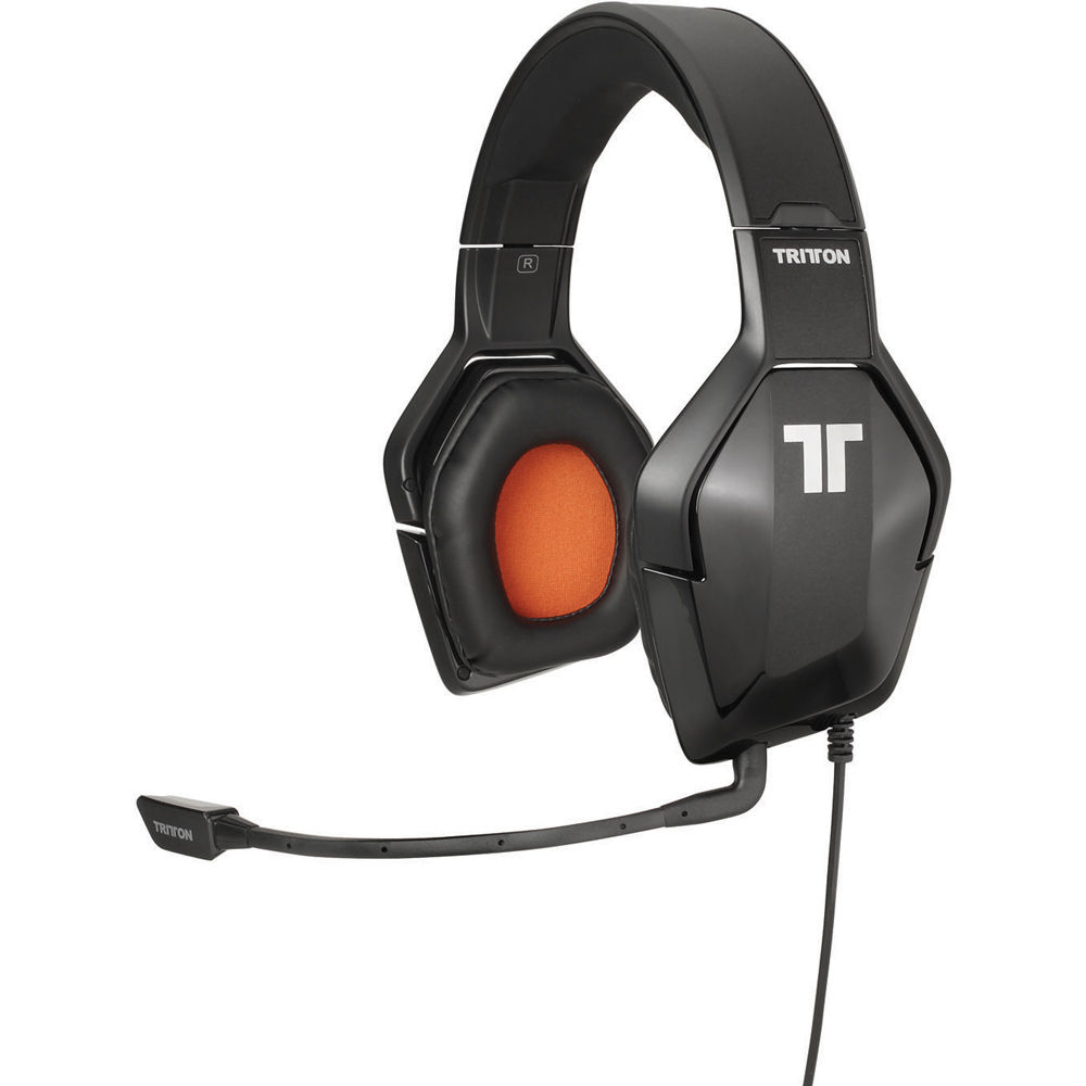 Earbuds with microphone mute - Tritton Swarm - headset Overview