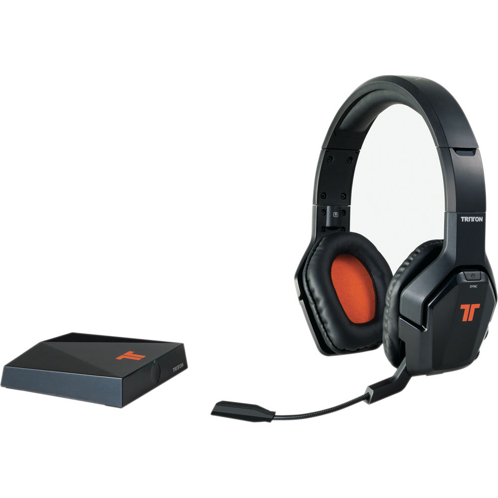 Earbuds with mic iphone 5 - Mad Catz Tritton Primer Wireless Stereo Headset (for Xbox 360) Overview