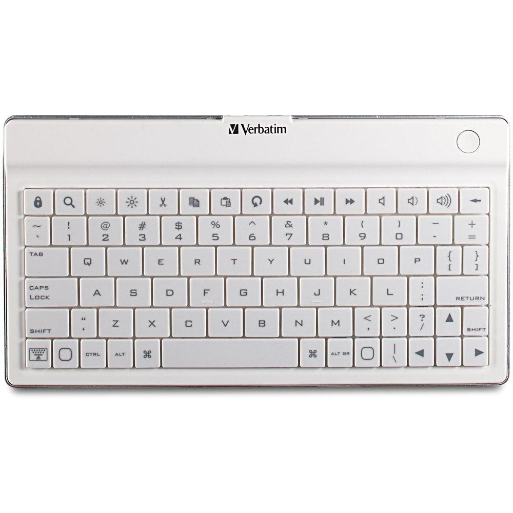 verbatim ultra slim bluetooth keyboard manual
