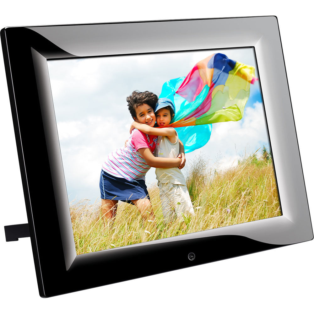viewsonic vfm842 52 84 digital photo frame plastic