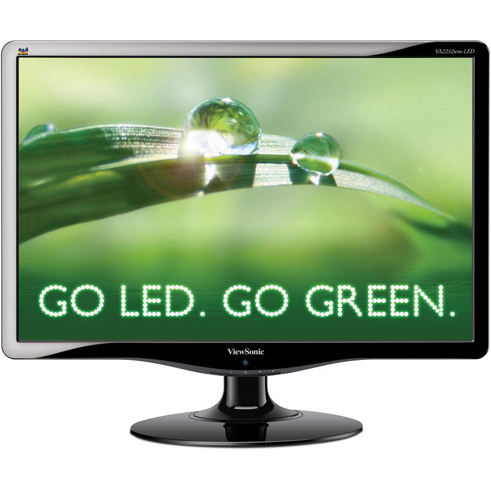 Drivers: ViewSonic VA2232wm-LED Wide Color Monitor