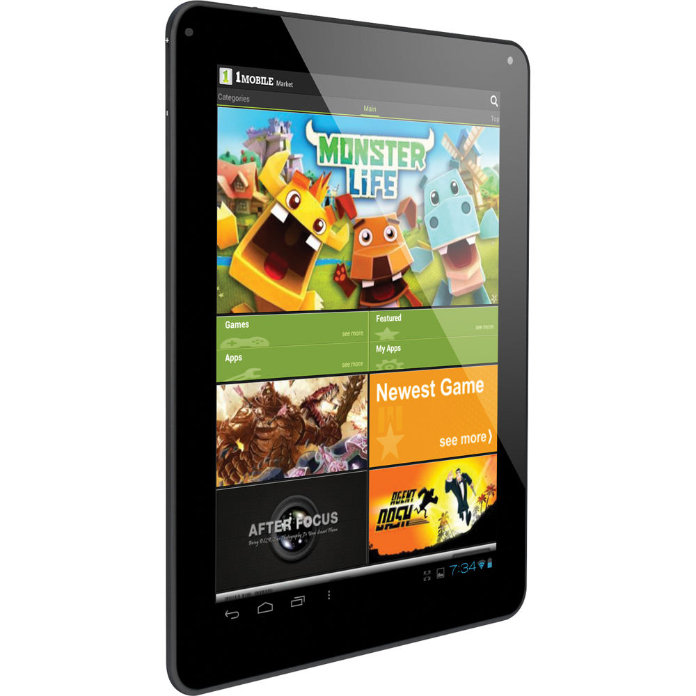 Android Tablet From ViewSonic