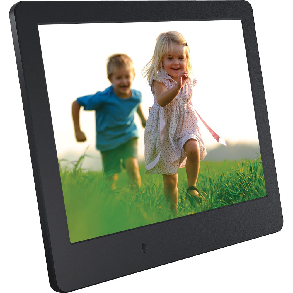 viewsonic vfd820 8 digital photo frame black