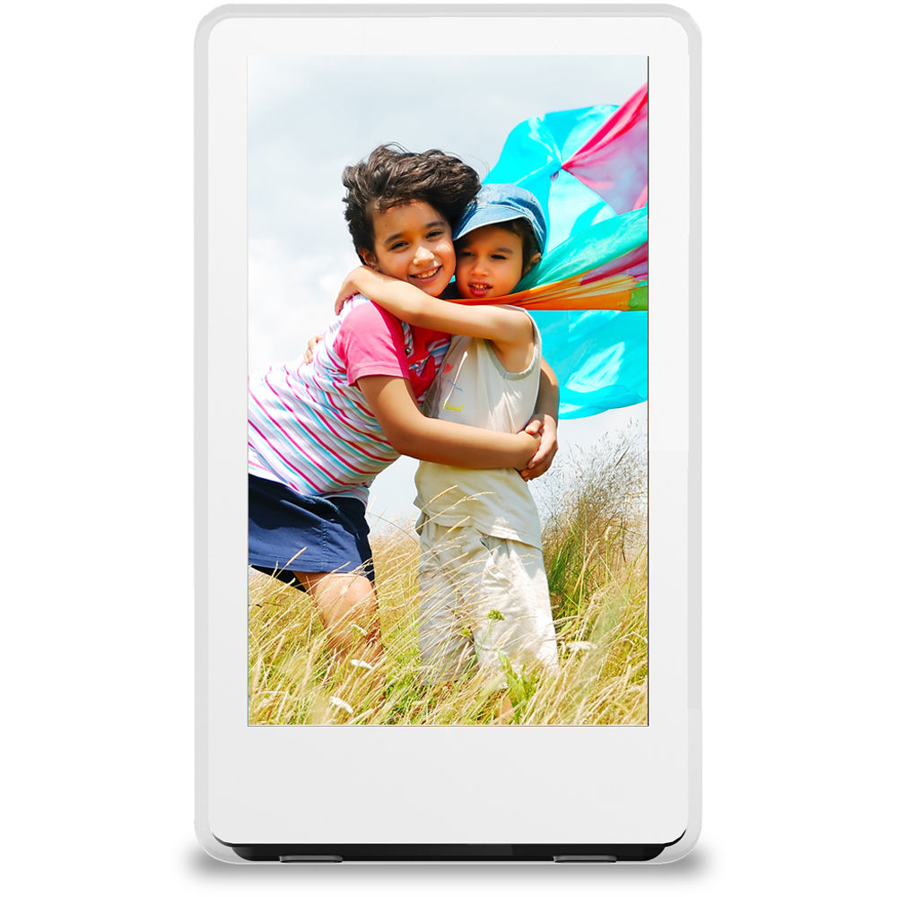 Viewsonic 6 Ultra Slim Digital Photo Frame Vfm620w 70 Bh