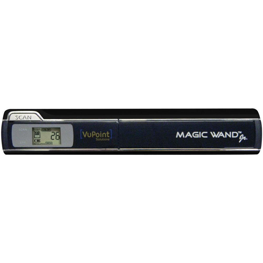 vupoint solutions magic wand jr portable scanner pds st510 vp rh bhphotovideo com vupoint magic wand portable scanner manual magic wand portable scanner user manual