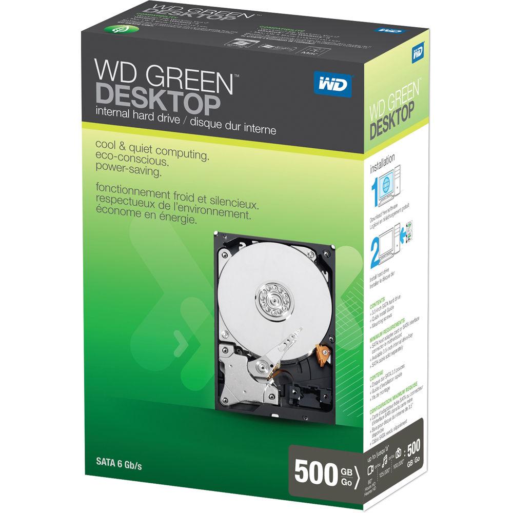 Hard Disk WD Caviar Green 500GB SATA - - Hard disk za