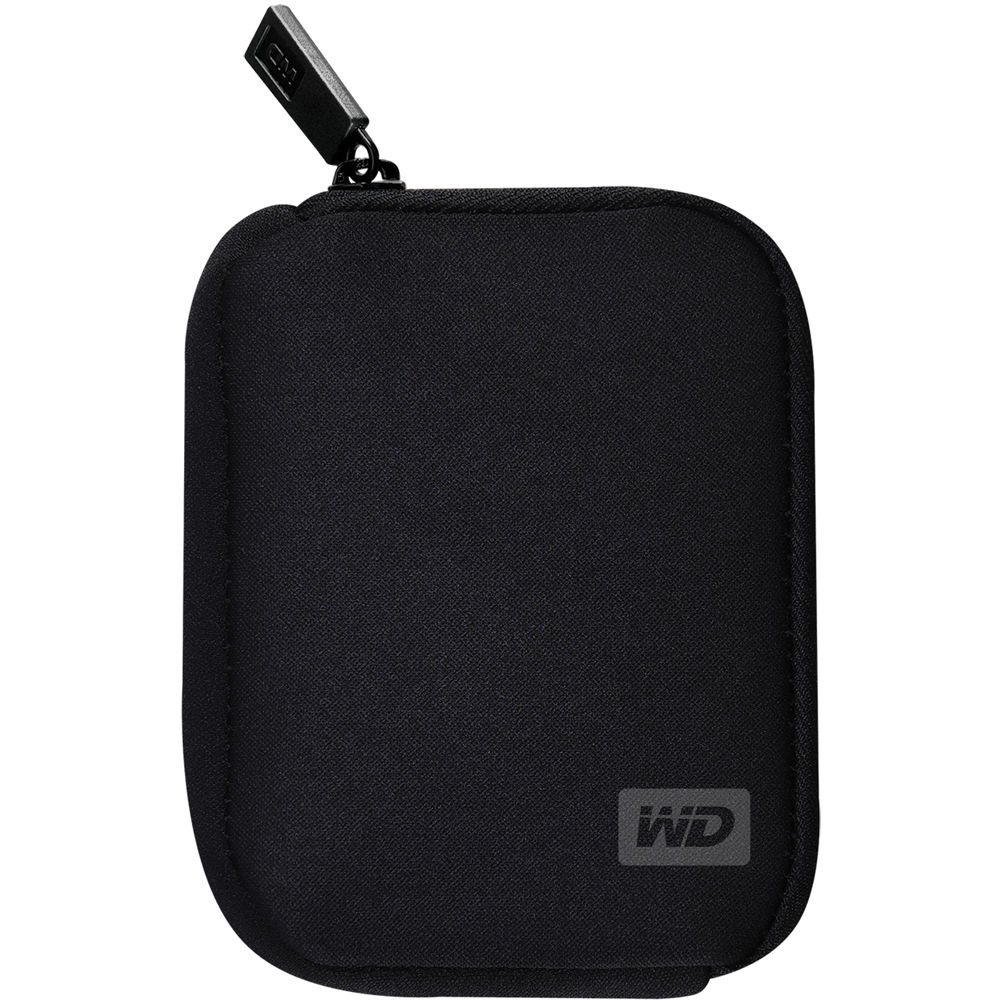 Wd neoprene carrying case for my passport wdbabk0000nbk for Housse neoprene