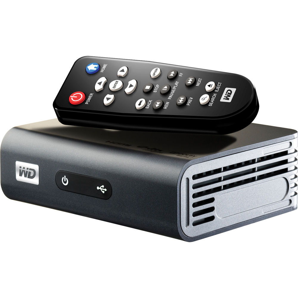 New Driver: Western Digital TV Live Plus HD Media Player