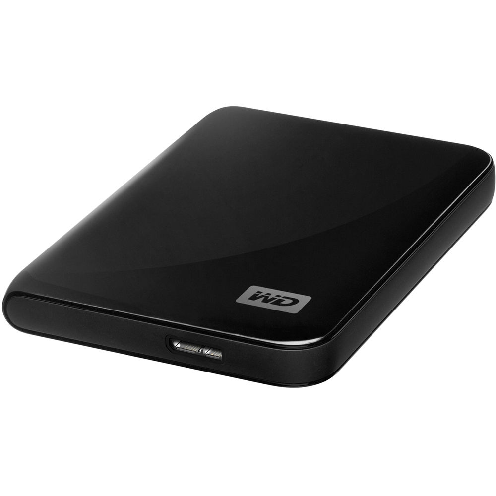 B&H Photo Video - Wd My Passport Essential 500gb Portable