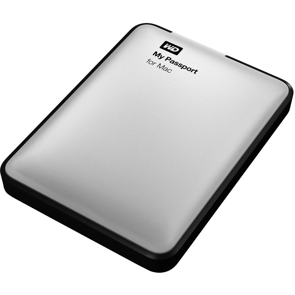 2TB My Passport for Mac USB 3 0 Portable Hard Drive