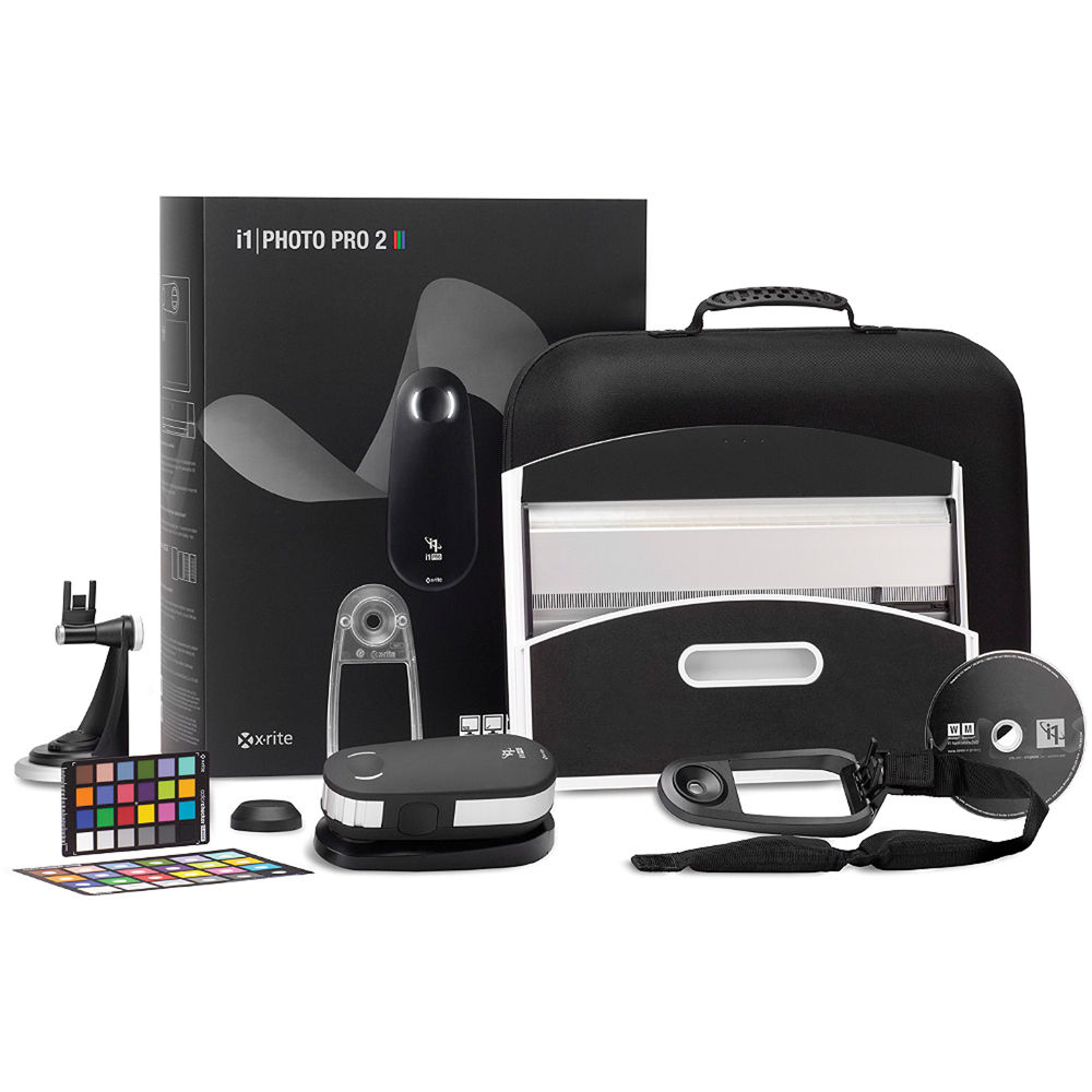 x rite i1photo pro 2 color management kit for photographers - X Rite Colormunki Photo Color Management Solution