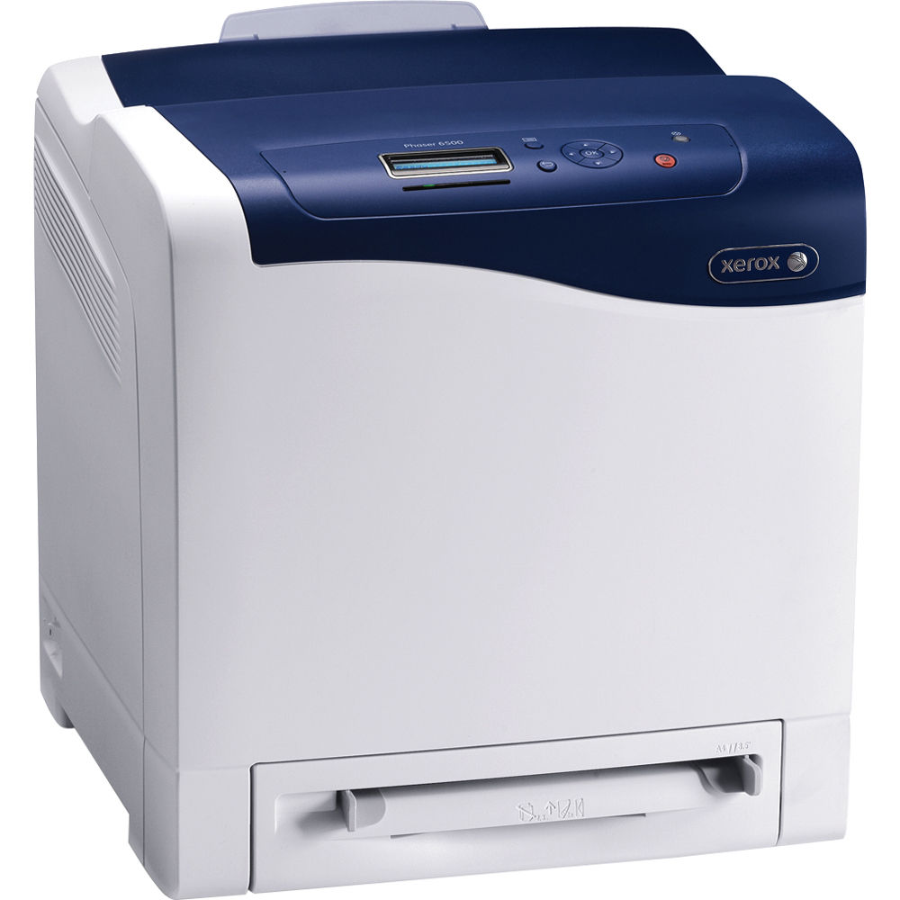 Xerox color laser printers - Xerox Phaser 6500 N Network Color Laser Printer