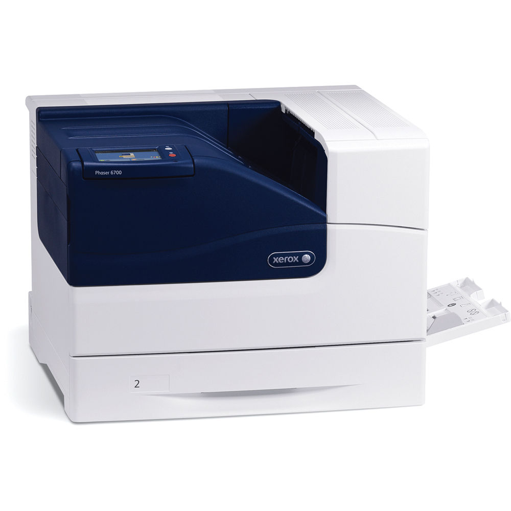 Xerox color laser printers - Xerox Phaser 6700 Dn Network Color Laser Printer