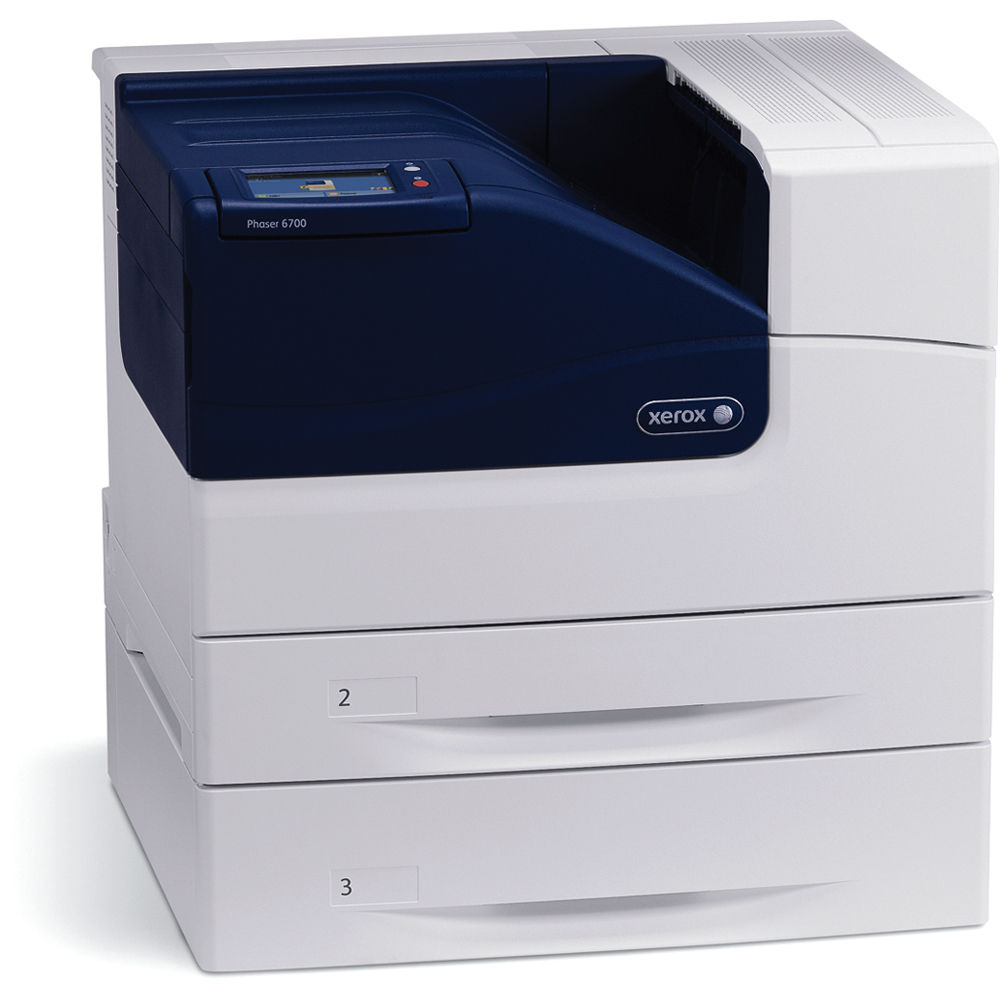 Xerox color laser printers - Xerox Phaser 6700 Dt Network Color Laser Printer