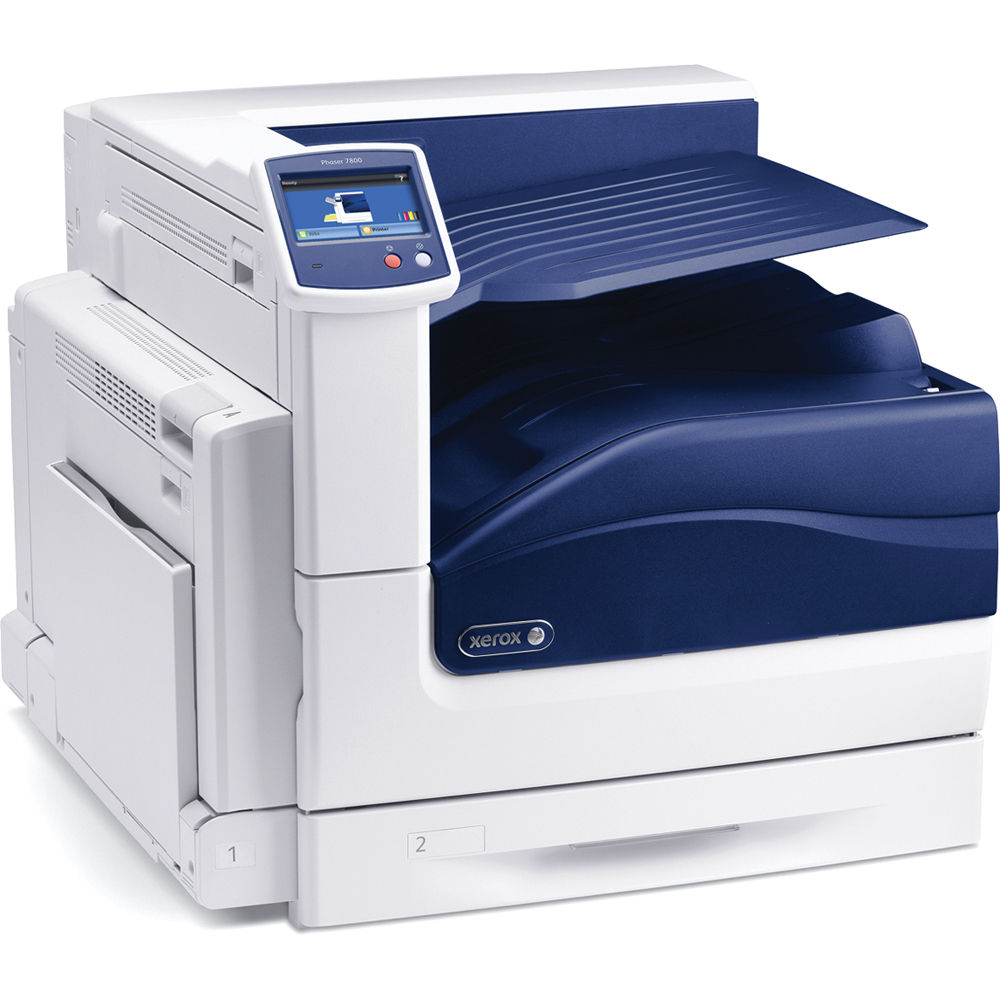 Color printers laser - Xerox Phaser 7800 Dn Tabloid Network Color Laser Printer
