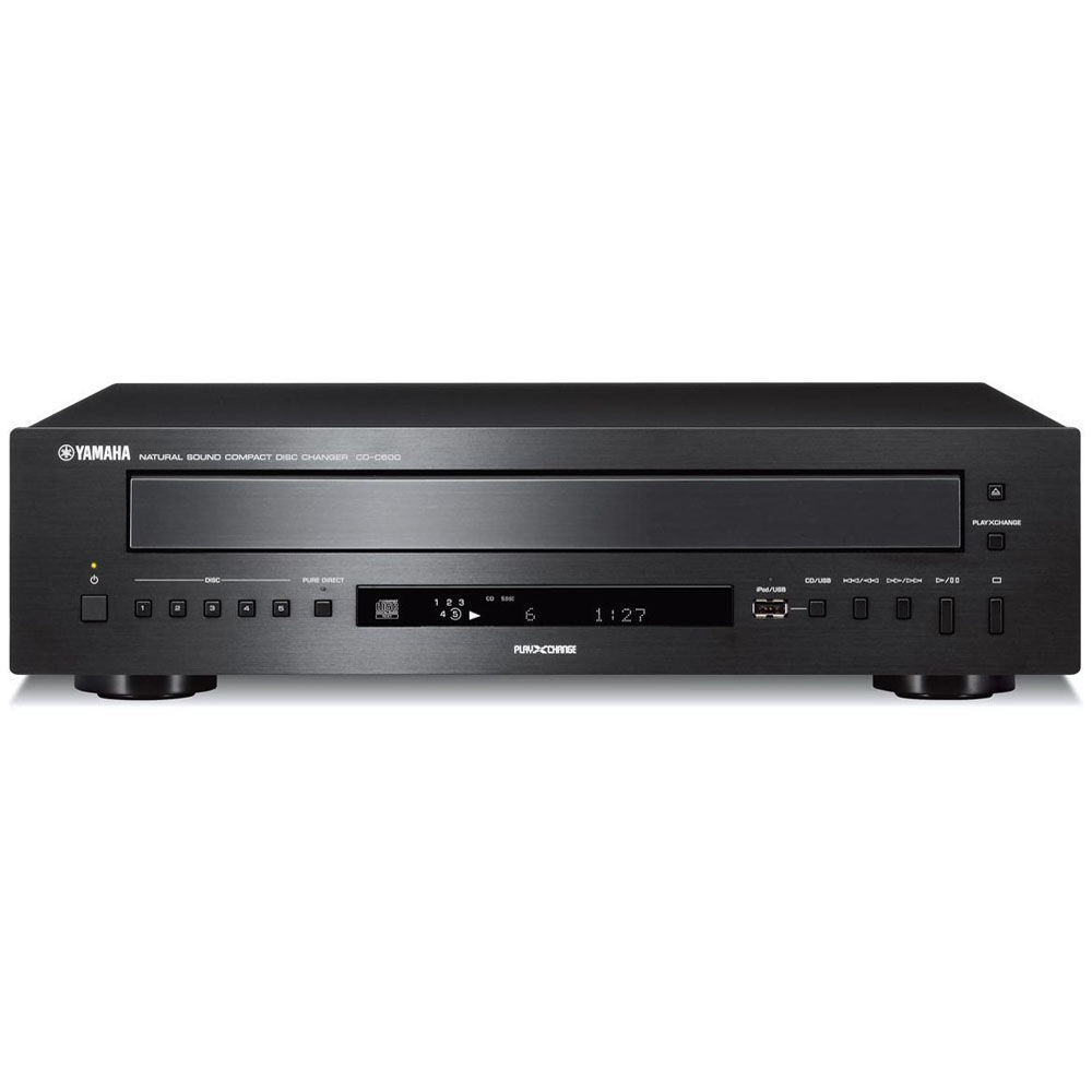 Yamaha Cdc  Bl  Disc Cd Changer