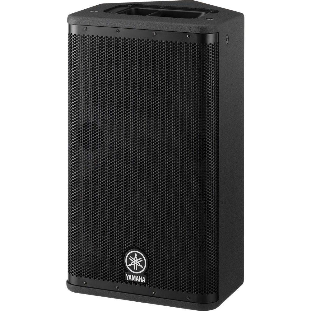 Yamaha Dsr112 12 1300w Active 2 Way Bh Photo Video Two Crossover With Linear Phase Response Loudspeaker Floor Monitor