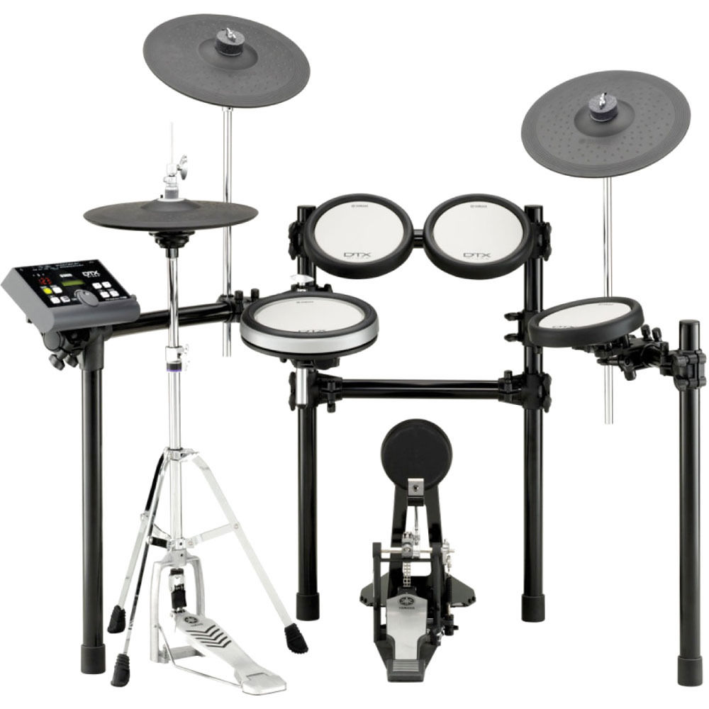 Yamaha dtx560k electronic drum set b h kit dtx560k b h photo for Yamaha electronic drum sets