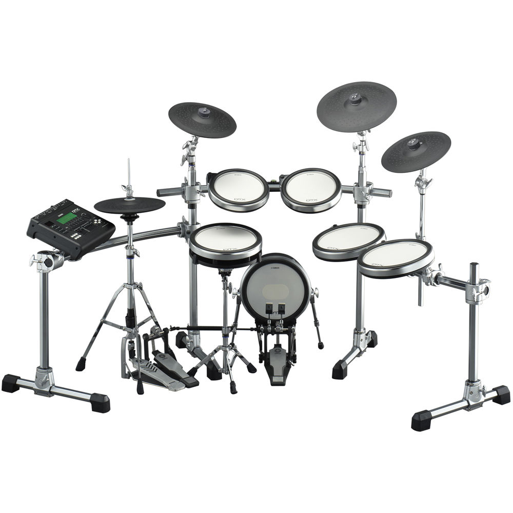 Yamaha dtx950k electronic drum kit dtx950k b h photo video for Yamaha dtx review